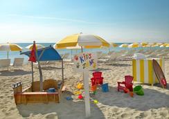海滩大酒店 - 迈阿密海滩 - 海滩