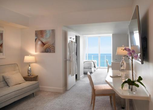 海滩大酒店 - 迈阿密海滩 - 浴室