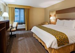 贝斯特韦斯特皇庭酒店 - 皇后区 - 睡房