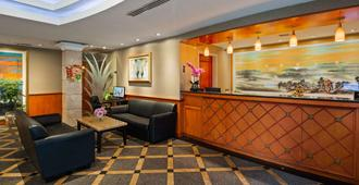 贝斯特韦斯特皇庭酒店 - 皇后区 - 柜台