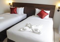 曼谷巴夏喀酒店 - 曼谷 - 睡房
