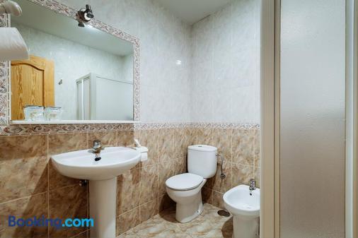 费拉德尔菲亚酒店 - 格拉纳达 - 浴室