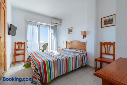 费拉德尔菲亚酒店 - 格拉纳达 - 睡房