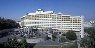 总统酒店 - 基辅 - 建筑