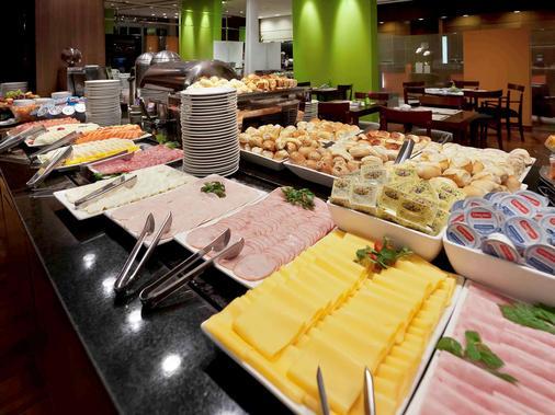 美居圣保罗保利斯塔酒店 - 圣保罗 - 自助餐