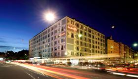 斯堪迪克马尔曼酒店 - 斯德哥尔摩 - 建筑