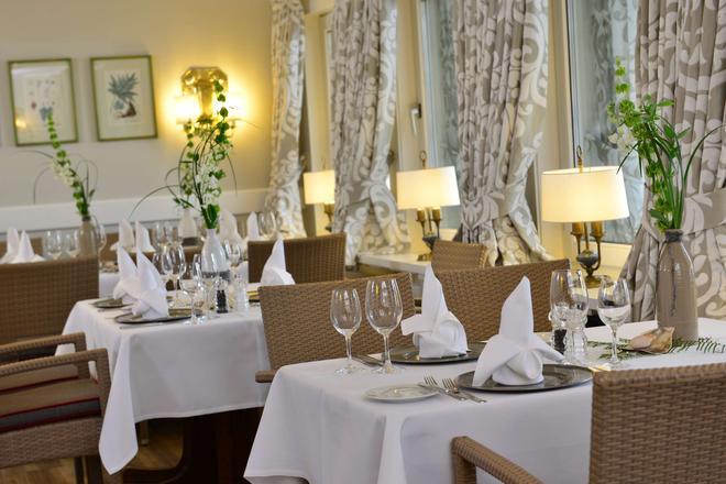 弗伦霍夫贝斯特韦斯特酒店 - 汉诺威 - 餐馆