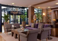 弗伦霍夫贝斯特韦斯特酒店 - 汉诺威 - 休息厅