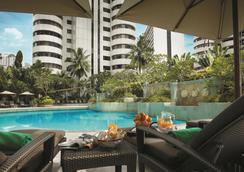 吉隆坡香格里拉大酒店 - 吉隆坡 - 游泳池