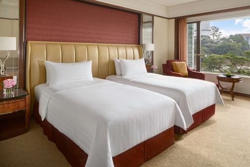 吉隆坡香格里拉大酒店 - 吉隆坡 - 睡房
