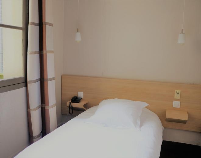 甘贝塔酒店 - 波尔多 - 睡房