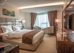 埃尔比勒国际酒店 - 埃尔比勒 - 睡房