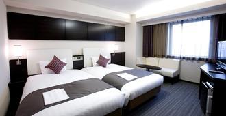 川崎大和鲁内酒店 - 川崎市 - 睡房