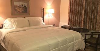 红地毯酒店 - 葛底斯堡 - 盖茨堡 - 睡房