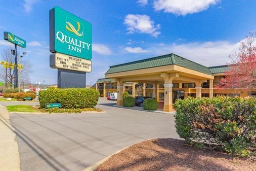 古德利茨维尔品质酒店 - Goodlettsville - 建筑