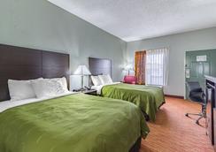 古德利茨维尔品质酒店 - Goodlettsville - 睡房