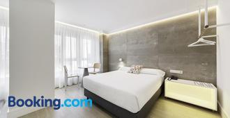 马德普拉塔酒店 - 拉科鲁尼亚 - 睡房