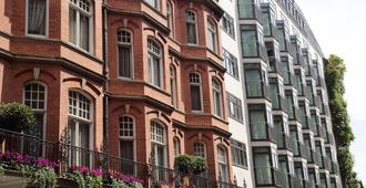 雅典娜神殿酒店 - 伦敦 - 建筑
