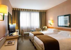 总统星际酒店 - 热那亚 - 睡房