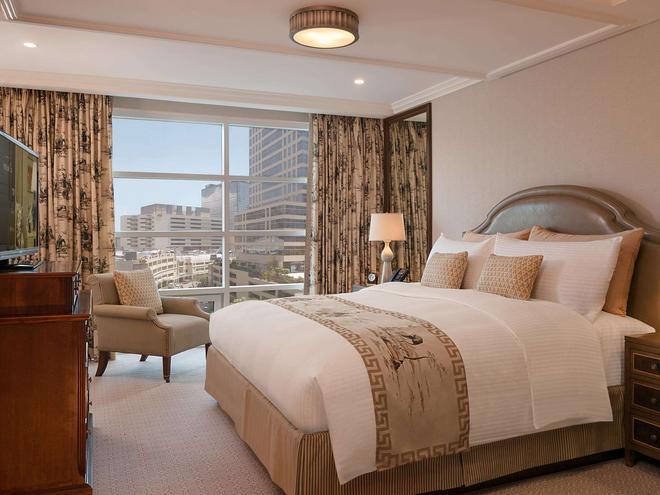 发现普里梅亚酒店 - 马卡蒂 - 睡房