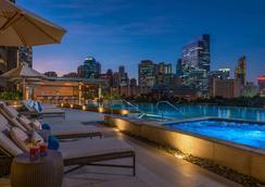 发现普里梅亚酒店 - 马卡蒂 - 游泳池