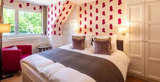 斯图加特瓦尔德酒店 - 斯图加特 - 睡房