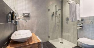 布尔德斯经济型城市山间酒店 - 因斯布鲁克 - 浴室