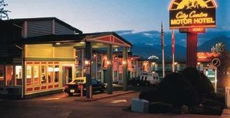 City Centre Motor Hotel - 温哥华 - 建筑