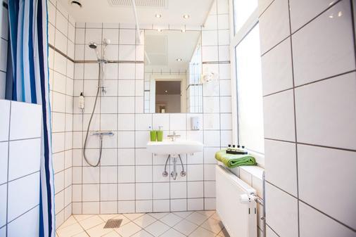 安斯加尔酒店 - 哥本哈根 - 浴室