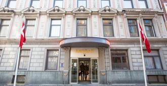 安斯加尔酒店 - 哥本哈根 - 建筑