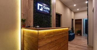 Caps Hotel - 莫斯科 - 柜台