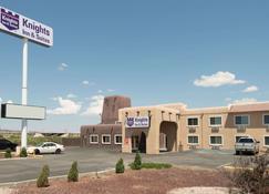 盖洛普3208西66号公路骑士酒店 - 盖洛普 - 建筑