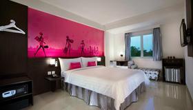 卡拉巴酒店 - 雅加达 - 睡房