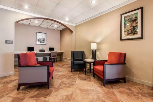 奥马哈康福特茵酒店 - 奥马哈 - 商务中心