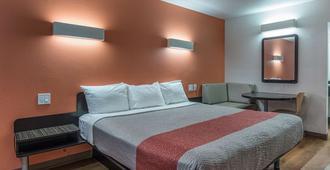 阿肯色特克萨卡纳 6 号汽车旅馆 - Texarkana - 睡房