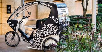 美憬阁普罗旺斯地区艾克斯罗伊勒内大酒店 - 普罗旺斯艾克斯 - 户外景观
