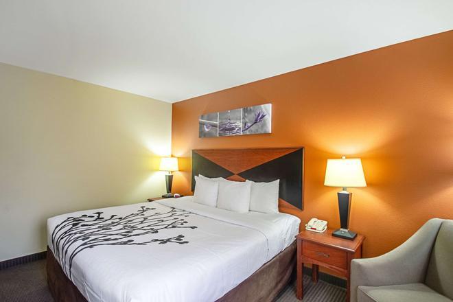 安眠套房酒店 - 麦迪逊 - 睡房