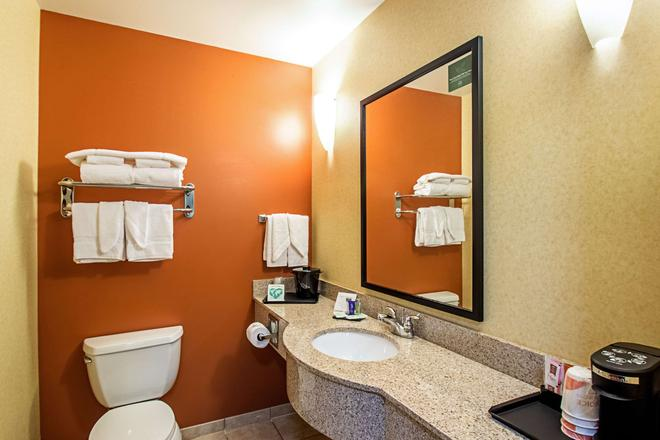 安眠套房酒店 - 麦迪逊 - 浴室