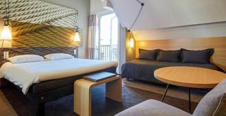 宜必思多维尔中心酒店 - 多维尔 - 睡房