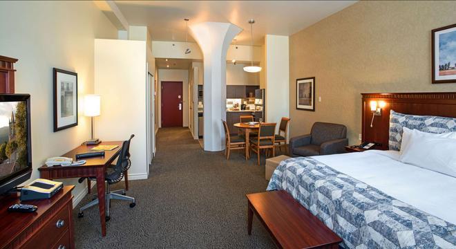 菲利普斯乐广场及套房酒店 - 蒙特利尔 - 睡房