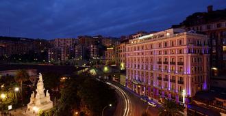 萨沃亚大酒店 - 热那亚 - 建筑