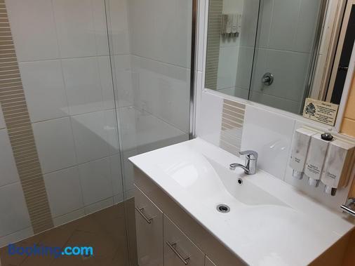 菲茨罗伊汽车旅馆 - 洛坎普顿 - 浴室