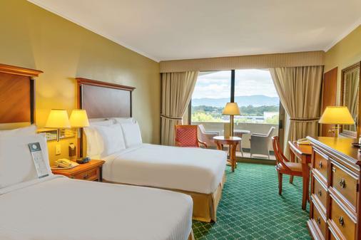 巴塞罗酒店-瓜地马拉城 - 危地马拉 - 睡房