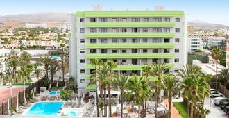 阿纳马尔套房酒店 - 马斯帕洛马斯 - 建筑