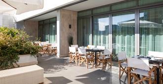 诺富特罗马欧酒店 - 罗马 - 露台