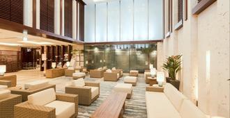 那霸日航城市酒店 - 那霸 - 大厅
