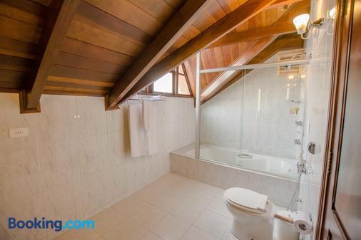 圣胡安约翰斯切尔酒店 - 库里提巴 - 浴室