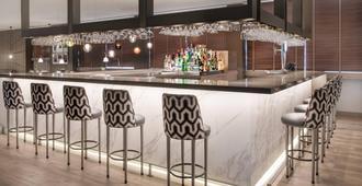 万豪阿利坎特交流酒店 - 阿利坎特 - 酒吧