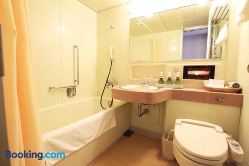 金泽国际大饭店 - 金泽市 - 浴室
