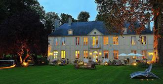 贝勒枫丹城堡酒店 - 巴约 - 建筑